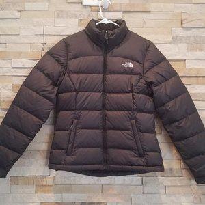 North Face Womens Small Black Nuptse Down Jacket S